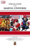Official Index to the Marvel Universe #11 comic books for sale