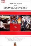 Official Index to the Marvel Universe #13 comic books for sale