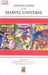 Official Index to the Marvel Universe #2 comic books for sale
