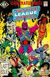 Official Justice League of America Index #8 cheap bargain discounted comic books Official Justice League of America Index #8 comic books