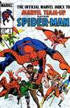 Official Marvel Index to Marvel Team-Up #2 comic books - cover scans photos Official Marvel Index to Marvel Team-Up #2 comic books - covers, picture gallery