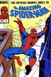 Official Marvel Index to the Amazing Spider-Man #2 comic books - cover scans photos Official Marvel Index to the Amazing Spider-Man #2 comic books - covers, picture gallery
