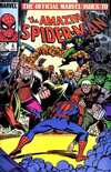 Official Marvel Index to the Amazing Spider-Man #4 comic books - cover scans photos Official Marvel Index to the Amazing Spider-Man #4 comic books - covers, picture gallery
