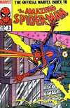 Official Marvel Index to the Amazing Spider-Man #6 comic books - cover scans photos Official Marvel Index to the Amazing Spider-Man #6 comic books - covers, picture gallery