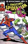 Official Marvel Index to the Amazing Spider-Man #7 comic books - cover scans photos Official Marvel Index to the Amazing Spider-Man #7 comic books - covers, picture gallery