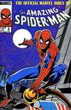 Official Marvel Index to the Amazing Spider-Man #8 comic books - cover scans photos Official Marvel Index to the Amazing Spider-Man #8 comic books - covers, picture gallery