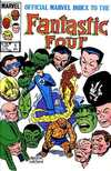 Official Marvel Index to the Fantastic Four #1 comic books for sale
