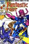 Official Marvel Index to the Fantastic Four #10 comic books - cover scans photos Official Marvel Index to the Fantastic Four #10 comic books - covers, picture gallery