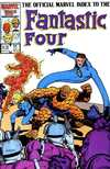 Official Marvel Index to the Fantastic Four #11 comic books - cover scans photos Official Marvel Index to the Fantastic Four #11 comic books - covers, picture gallery