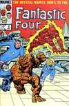 Official Marvel Index to the Fantastic Four #4 comic books for sale