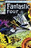 Official Marvel Index to the Fantastic Four #5 comic books - cover scans photos Official Marvel Index to the Fantastic Four #5 comic books - covers, picture gallery