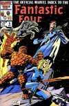Official Marvel Index to the Fantastic Four #6 comic books - cover scans photos Official Marvel Index to the Fantastic Four #6 comic books - covers, picture gallery