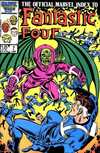 Official Marvel Index to the Fantastic Four #7 comic books - cover scans photos Official Marvel Index to the Fantastic Four #7 comic books - covers, picture gallery