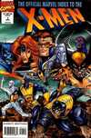 Official Marvel Index to the X-Men #1 comic books - cover scans photos Official Marvel Index to the X-Men #1 comic books - covers, picture gallery