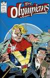 Olympians #2 Comic Books - Covers, Scans, Photos  in Olympians Comic Books - Covers, Scans, Gallery