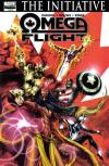 Omega Flight comic books