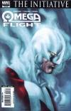 Omega Flight #3 comic books - cover scans photos Omega Flight #3 comic books - covers, picture gallery