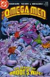 Omega Men #12 comic books for sale