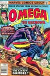 Omega the Unknown #10 comic books for sale