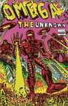 Omega the Unknown #7 comic books - cover scans photos Omega the Unknown #7 comic books - covers, picture gallery