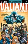 One Dollar Debut: Valiant Universe Handbook Comic Books. One Dollar Debut: Valiant Universe Handbook Comics.
