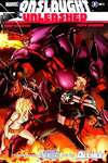 Onslaught Unleashed #1 comic books - cover scans photos Onslaught Unleashed #1 comic books - covers, picture gallery