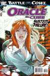 Oracle: The Cure #3 comic books - cover scans photos Oracle: The Cure #3 comic books - covers, picture gallery