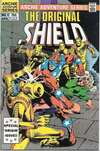 Original Shield comic books