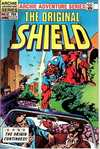 Original Shield #2 comic books - cover scans photos Original Shield #2 comic books - covers, picture gallery