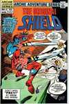 Original Shield #3 comic books - cover scans photos Original Shield #3 comic books - covers, picture gallery