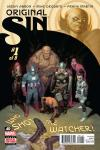 Original Sin Comic Books. Original Sin Comics.
