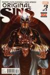 Original Sins #3 comic books for sale