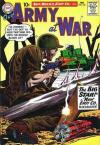 Our Army at War #102 comic books - cover scans photos Our Army at War #102 comic books - covers, picture gallery