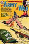 Our Army at War #128 comic books - cover scans photos Our Army at War #128 comic books - covers, picture gallery