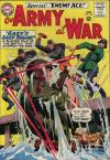 Our Army at War #153 comic books - cover scans photos Our Army at War #153 comic books - covers, picture gallery