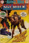Our Army at War #193 comic books - cover scans photos Our Army at War #193 comic books - covers, picture gallery