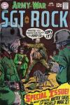 Our Army at War #205 comic books for sale