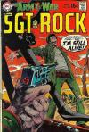 Our Army at War #209 comic books - cover scans photos Our Army at War #209 comic books - covers, picture gallery