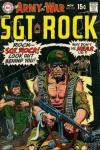 Our Army at War #212 comic books for sale