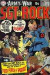 Our Army at War #215 comic books - cover scans photos Our Army at War #215 comic books - covers, picture gallery