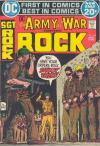 Our Army at War #248 comic books - cover scans photos Our Army at War #248 comic books - covers, picture gallery