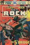Our Army at War #287 comic books - cover scans photos Our Army at War #287 comic books - covers, picture gallery