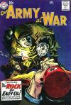 Our Army at War #81 comic books - cover scans photos Our Army at War #81 comic books - covers, picture gallery