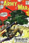 Our Army at War #87 comic books - cover scans photos Our Army at War #87 comic books - covers, picture gallery