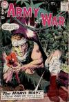 Our Army at War #88 comic books - cover scans photos Our Army at War #88 comic books - covers, picture gallery