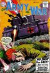 Our Army at War #89 comic books - cover scans photos Our Army at War #89 comic books - covers, picture gallery