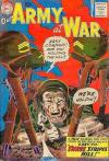 Our Army at War #90 comic books - cover scans photos Our Army at War #90 comic books - covers, picture gallery