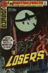 Our Fighting Forces #130 comic books - cover scans photos Our Fighting Forces #130 comic books - covers, picture gallery