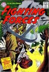 Our Fighting Forces #18 comic books - cover scans photos Our Fighting Forces #18 comic books - covers, picture gallery