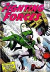 Our Fighting Forces #24 comic books - cover scans photos Our Fighting Forces #24 comic books - covers, picture gallery